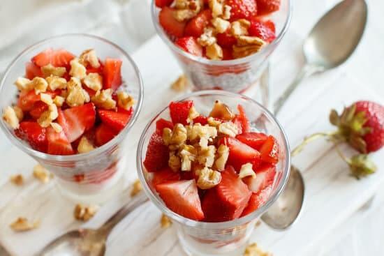 chia + oat porridge